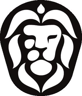 Leo Black Logo